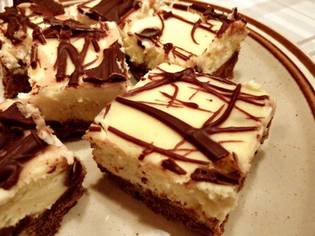 4.) The ultimate cheesecake.