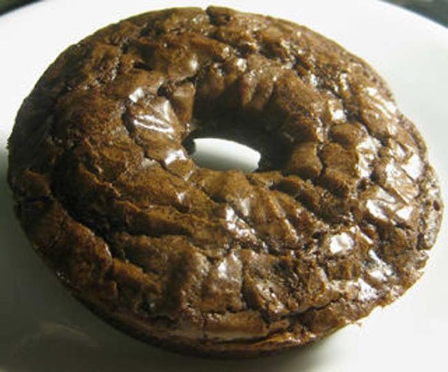7.) Brownie + Donut = Bronut.
