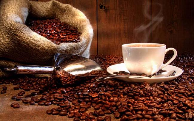 1.) Coffee vs. Cortisol.