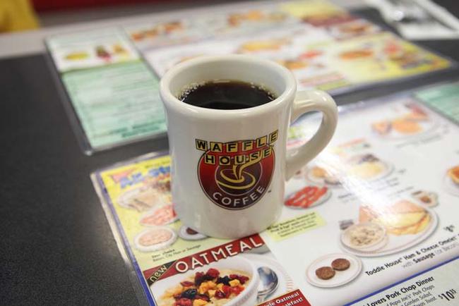 4.) Coffee will keep you alive.
