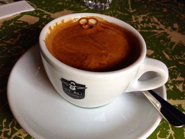 10.) Caffeine is quick.