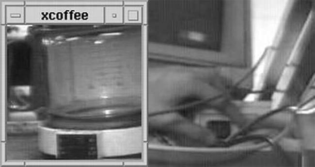 13.) Webcamsfor coffee.
