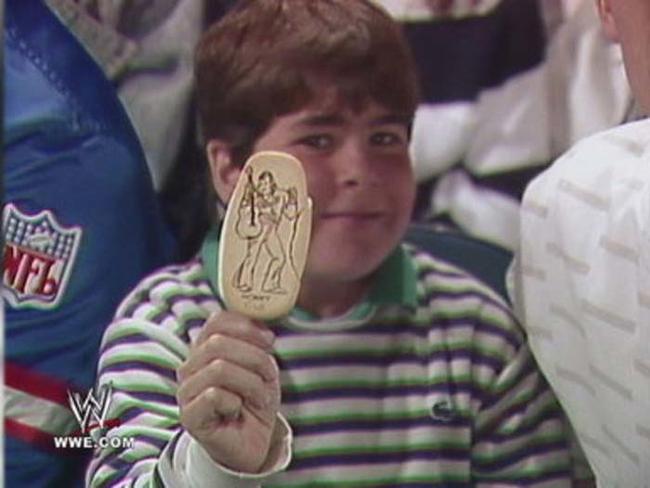 1.) WWF Ice Cream Bars.