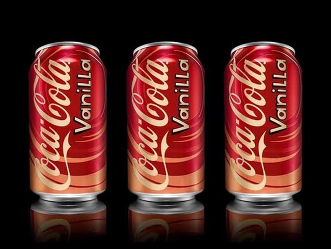 8.) Vanilla Coke.
