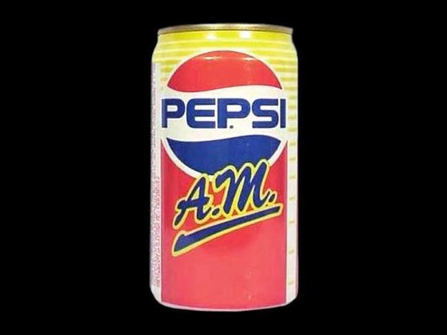 16.) Pepsi AM.