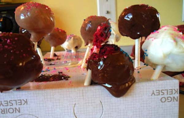 13.) I just feel bad for these cake pops.