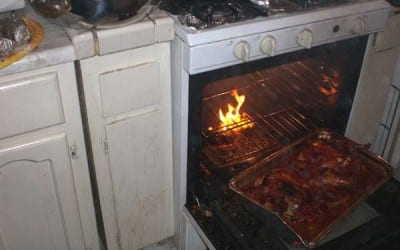 These 21 People Failed So Hard At Cooking They Should Be Banned From The Kitchen. OMG