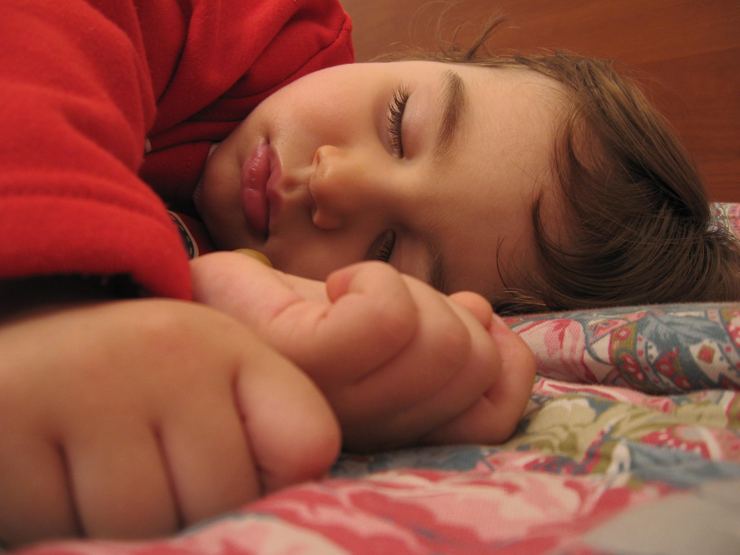 Over Sleeping.
