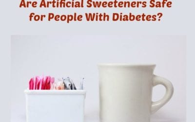 Are Artificial Sweeteners Safe for People With Diabetes?