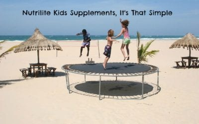 Nutrilite Kids Supplements, It's That Simple