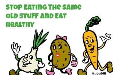 Stop Eating The Same Old Stuff and Eat Healthily