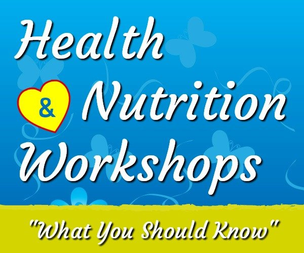 Register for Health and Nutrition Workshops coming to P.G. County, Maryland #youbfit