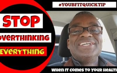 Stop Overthinking Everything When It Comes To Your Health
