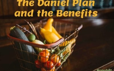 The Daniel Plan and the Benefits