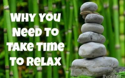 Why You Should Relax