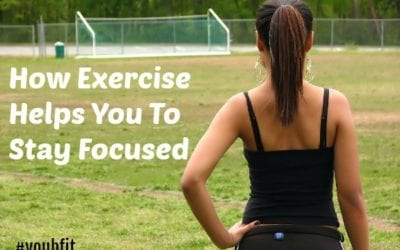 How Exercise Helps You To Stay Focused