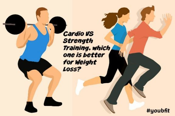 Cardio Vs Strength Training Which Is Better For Weight Loss You